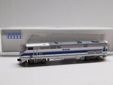 N Scale - KATO - Amtrak Genesis P42 Diesel Locomotive Train #97