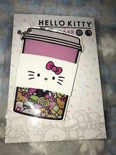 NEW Hello Kitty Cafe Exclusive Plastic Sanrio Keychain