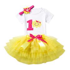 Infantil Niña Concurso de Belleza Princesa Lazo Dama de Honor Fiesta Formal Tutú