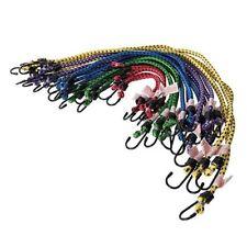 LOT DE 20 TENDEURS SANDOWS cordon élastique extensible crochet métal 250 A 750 M