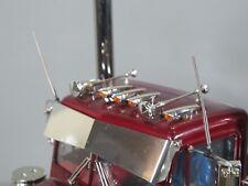 Tamiya RC 1/14 King Grand Knight Hauler Globeliner Truck Side Mirror Antenna