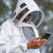 CLASSY Beekeeper Suit Professional Beekeeping Suit with Beekeeping Veil & Gloves