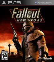 Fallout: New Vegas - 2010 Bethesda - (Mature) - Sony Playstation 3 PS3