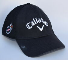 Callaway Golf X BOMB XHOT Baseball Cap Hat ODYSSEY L/XL A-FLEX Stretch Fit Black