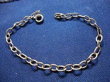 Sterling Silver Bracelet Grandmas Estate 925