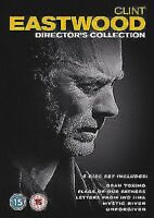Clint Eastwood Del Regista Collection(5 Film) DVD Nuovo DVD (1000152909)
