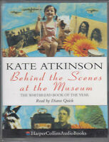 Kate Atkinson Behind The Scenes At The Museum 2 Cassette Audio Book Abridged