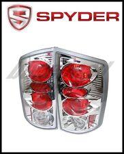 Spyder Dodge Ram 02-06 1500/Ram 2500/3500 03-06 Euro Style Tail Lights Chrome