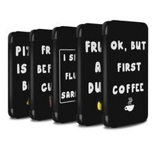 Housses et coques anti-chocs en cuir pour téléphone mobile et assistant personnel (PDA) HTC