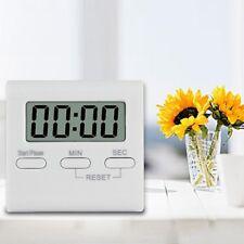 Kitchen Count-Down Up Clock Magnetic Design Reminder LCD Digital Cooking Timer