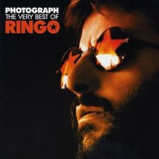 THE VERY BEST OF RINGO STARR PHOTOGRAPH JAPAN SHM CD