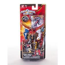 Official Power Rangers Megaforce Bandai Figures Gosei Morpher Zord Spin Hydro Samurai Red Ranger