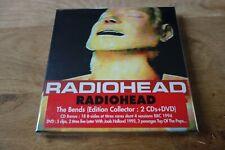 Radiohead - The Bends (CD, Album + CD, Comp + DVD-V, PAL + Box, Ltd) SEALED COPY