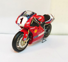 Ducati #1 Moto GP Motorcycle Model  1/12  No Stand