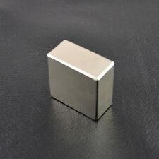 Big Bulk Super Strong Strip Block 40*40*20mm Magnets Rare Earth Neodymium N52