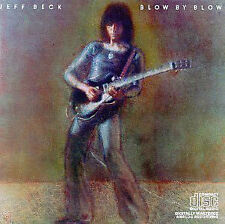 Jeff Beck-BLOW BY BLOW (CD NUOVO!) 074643340922