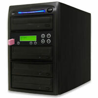 SySTOR 1-3 USB Memory Drive to BLU-RAY CD DVD Duplicator Copier