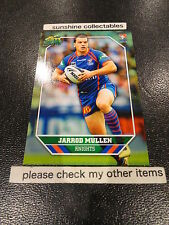 2011 NRL SELECT CHAMPIONS BASE CARD NO.94 JARROD MULLEN NEWCASTLE KNIGHTS