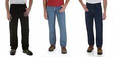 New Rustler by Wrangler Men's Regular Fit Straight-Leg Jeans All Sizes