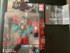 Transformers - Titans Return - Deluxe - Perceptor and Convex