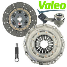 VALEO STAGE 1 SPORT CLUTCH KIT and SLAVE for 2000-2004 FORD FOCUS 2.0L DOHC 4CYL