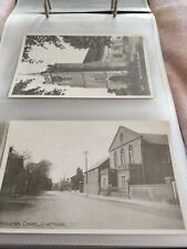 More details for collection of 26 chatteris postcards sent/unsent mix chatteris 1813 coin