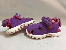 Merrell Toddlers Girls Athletics, Purple Size 4 UK 4 , Eur 20