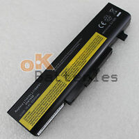 New Battery for Lenovo IdeaPad Y480 Z480 G580 G480 Z380 Z580 Y580 Y480N L11S6Y01