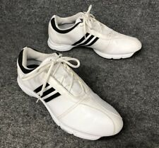 Adidas Tech Response Men's White & Black Golf Shoes Size 10 In Mint Condition