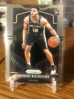 2019-2020 Panini Prizm Quinndary Weatherspoon Rookie Card #285 Free Shipping!