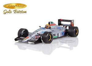 Eurobrun ER189 1990 1/43rd scale model by Raceland Spark R.Moreno