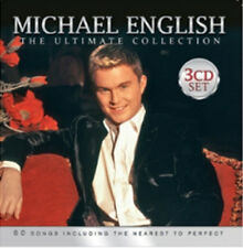 Michael English The Ultimate Collection 3cd Set Vr30