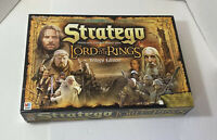 Stratego The Lord Of The Rings Trilogy Edition 100% Complete Milton Bradley 2004