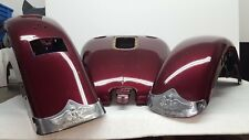 Harley Davidson 'fat boy' tank & fender set Twin Cam