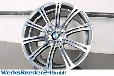 NEU 1x Original BMW M3 E90 E92 19 Zoll Alufelge M220 Doppelspeiche 220 M 9,5J HA