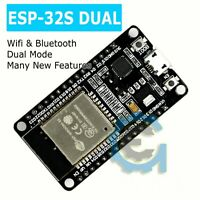 ESP32 32S NodeMCU Arduino Development Board 2.4GHz WiFi+Bluetooth Dual Mode