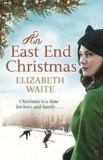An East End Christmas by Elizabeth Waite (Paperback) New Book