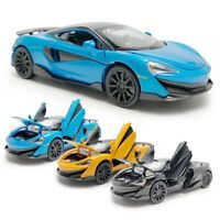 1:32 McLaren 600LT 2019 Die Cast Modellauto Spielzeug Model Sammlung Ton Licht