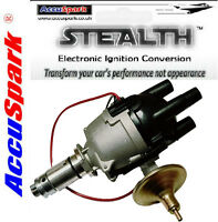 Morris Minor A 25D4 AccuSpark Stealth Fully Electronic ignition Distributor