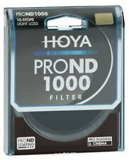 HOYA Pro ND1000 Filter 46,49, 52, 55, 58, 62, 67, 72, 77, 82, 95mm  10 stops ND