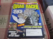 Drag Racer vintage magazine March 2008
