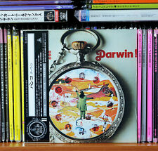 BANCO del mutuo soccorso-Darwin!/Japan mini LP CD/ITALIAN PROG NEW SEALED!