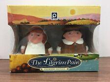 "Publix ""The Lilgrim Pair� Thanksgiving Salt & Pepper Shakers 2004"