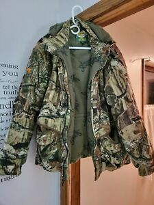 Hunting Jacket Cabelas Thinsulate ScentLok Dry Plus XL