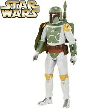Deluxe Boba Fett cazador de recompensas 1:4 replica Star Wars estatua/personaje Big-sized