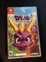 Nintendo Switch Spyro Reignited Trilogy - Includes Original 3 Games Remastered
