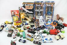 Huge Vintage Toy Action Figure Lot Collection Transformers Marx Hot Wheels ATeam