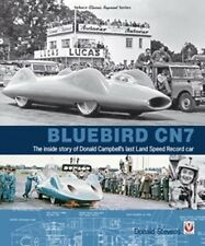 Bluebird CN7 – the inside story of Donald Campbell's last Land Speed Record car