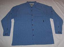 EXOFFICIO Buzz Off Men's XL Fishing/Hiking/Outdoor Vented Cotton Shirt EUC