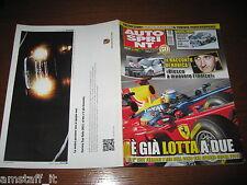 AUTOSPRINT 2011/7=ROBERT KUBICA=RALLY SVEZIA HIRVONEN=RENAULT MEGANE RS=